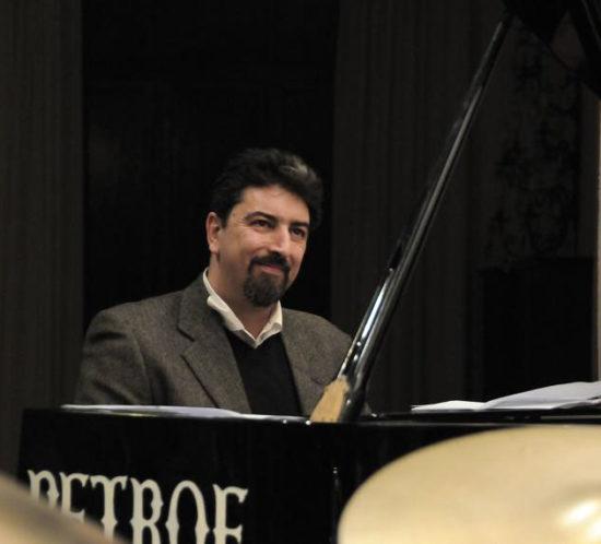 Il trio jazz con Danilo Memoli