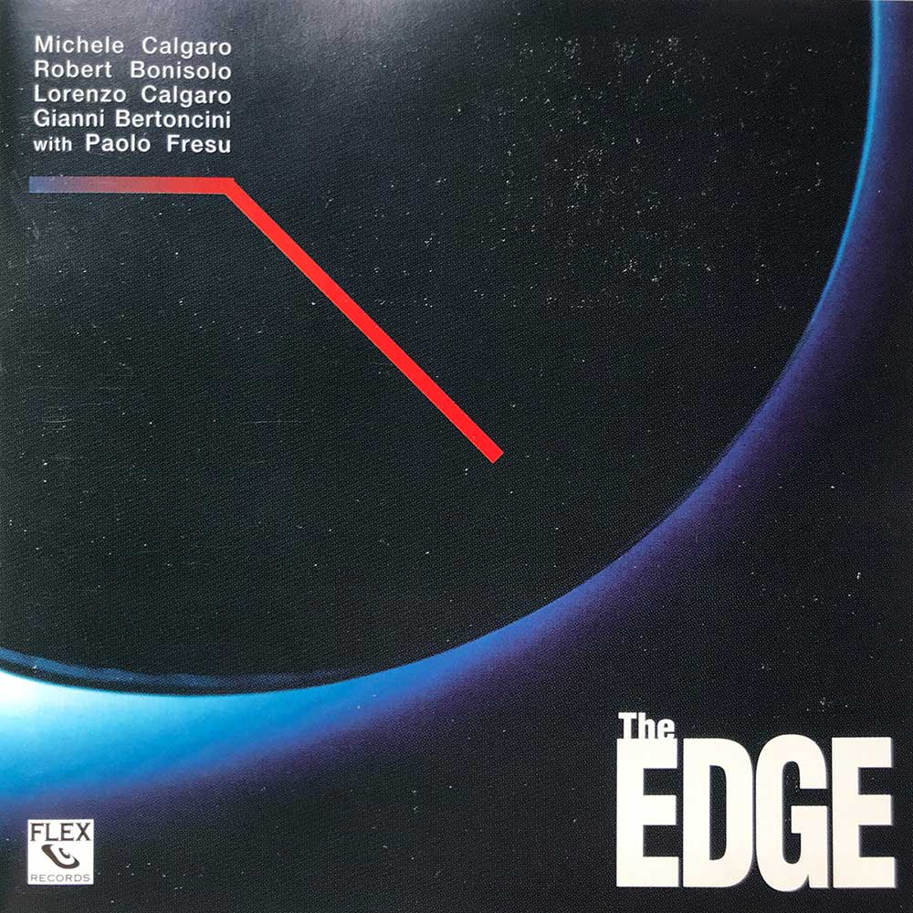copertina DC the edge