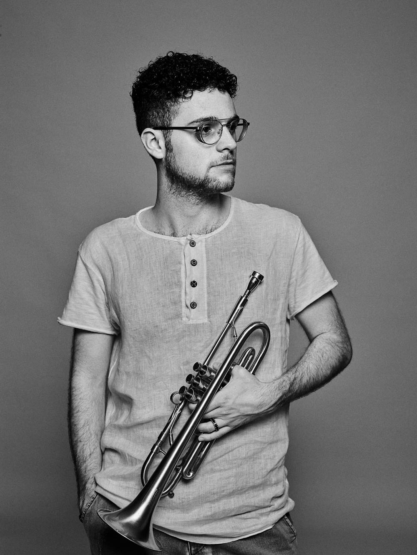michele tedesco insegnante del corso di tromba